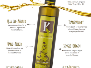 Why The Quality of Your Olive Oil Matters