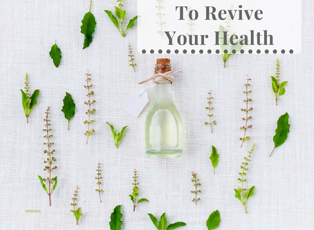 5 Healing Herbs to Revive Your Health