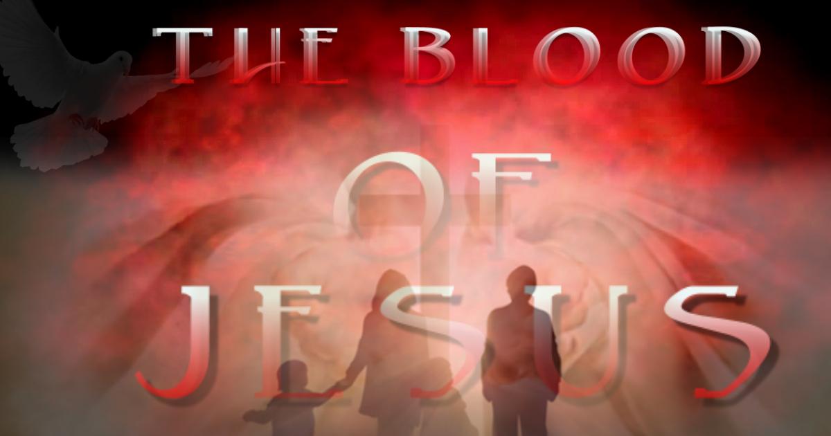 The Bl0od of Jesus