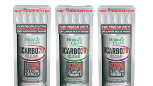 Ocarbo 20 Detox