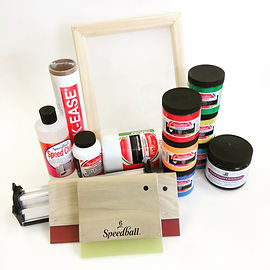 Silkscreen Supplies