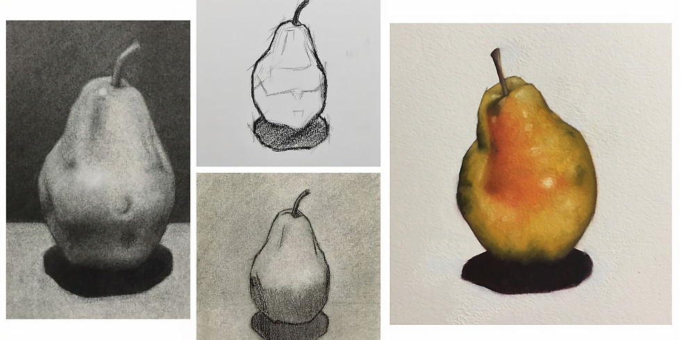 Adults Class - Draw or Paint Mondays