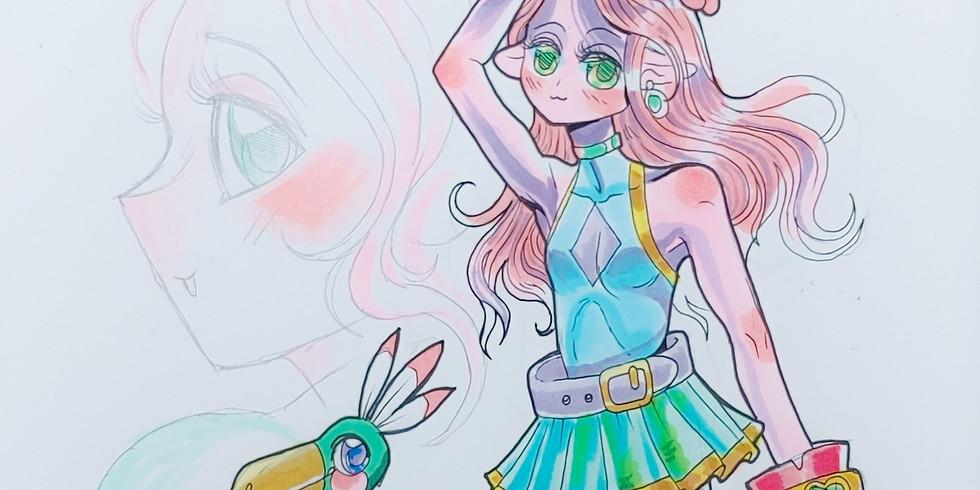 Teen Class - Character Design