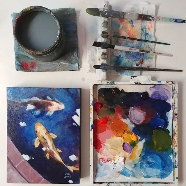Acrylic: Making Your Mark | Class