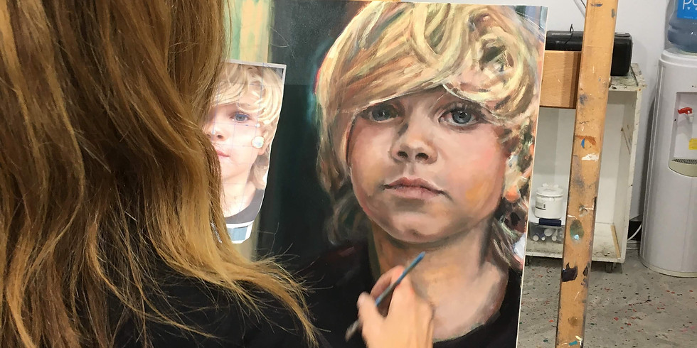 Painted Portraits - Adults