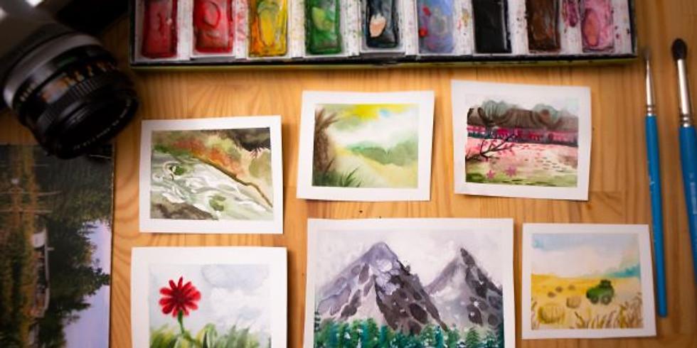 Intro to Watercolour