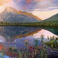 Acrylic Landscape Class