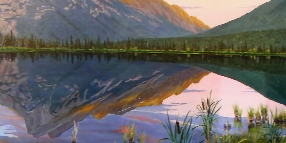 Painting Nature - Masterclass