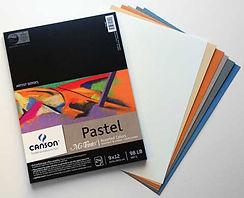 Canson Mi-Teinte Pastel Paper