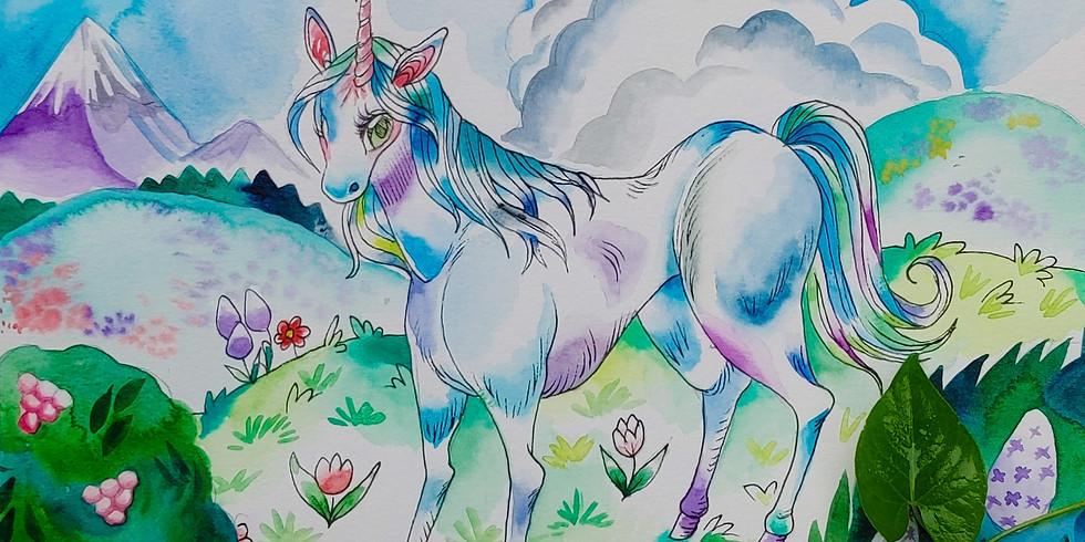 Teen Workshop - Unicorn Meadow