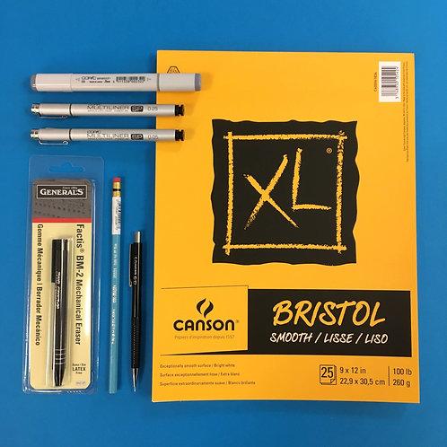 Kit #25 - Drawing (Jen's Picks)