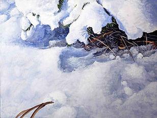 Painting Snow Class