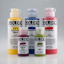 Golden Fluid Acrylic