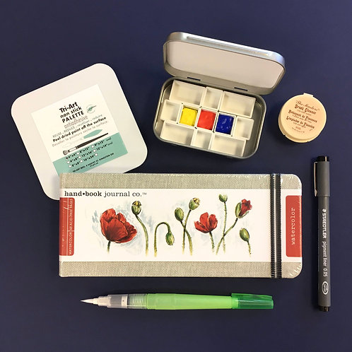 Kit #28 - Watercolour (Robyn's Picks)