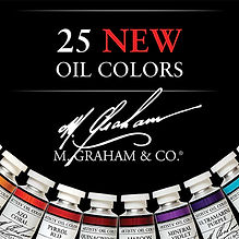 M.Graham Oil Paint