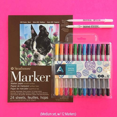 Kit #16 - Starter Marker Set