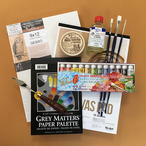 Kit #45 - Intro to Water-soluble Oils