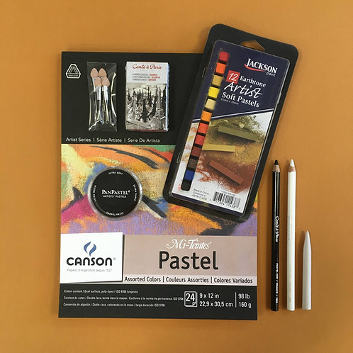 Kit #39 - Intro to Pastels no.2