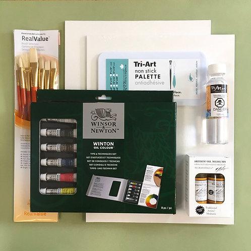 Kit #40 - Intro to Oils
