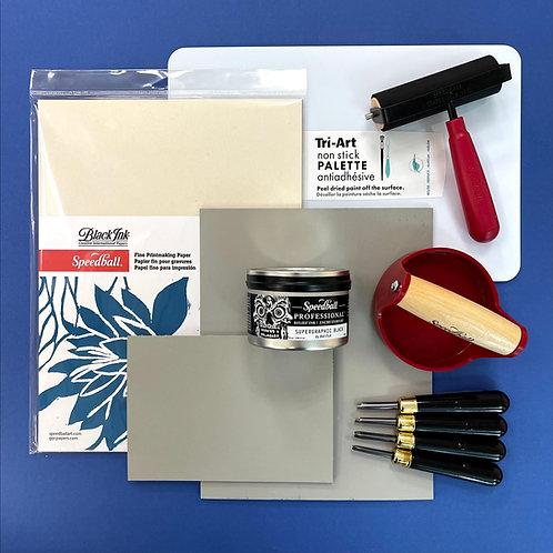 Kit #49 - Advanced Lino Cut