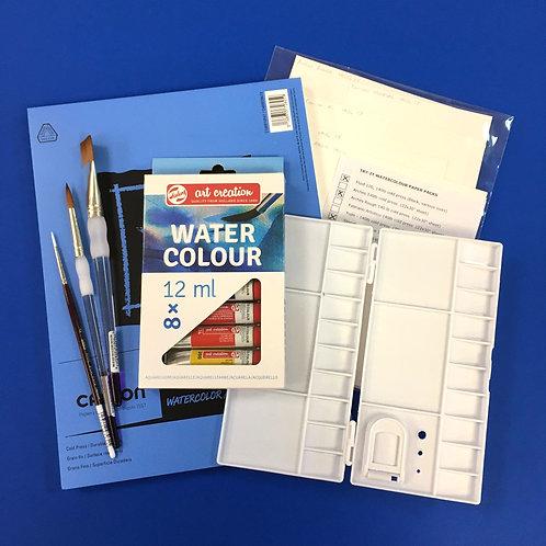 Kit #22 - Starter Watercolour