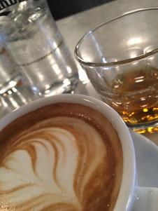 Gotländska destillat och kaffe