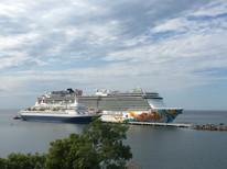 Kryssningsdestination Visby