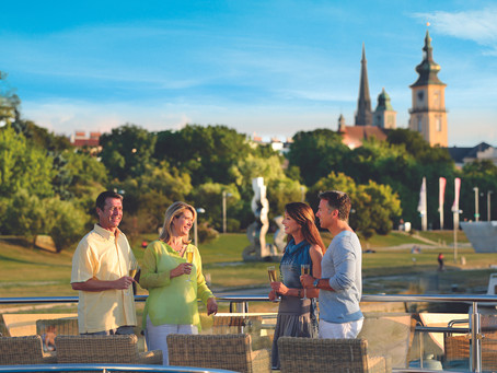 How You'll Spend Your Time Aboard a River Cruise