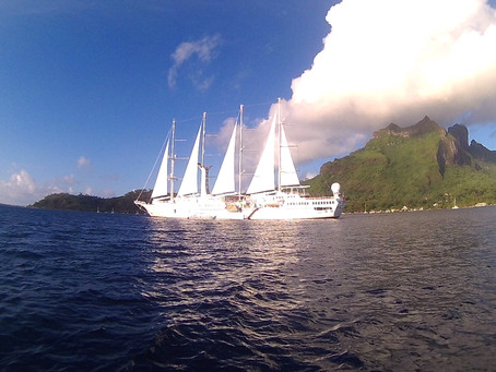 The Best way to see the French Polynesian Islands