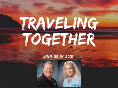 Traveling Together with Don and Joanne in 2021 - 2022