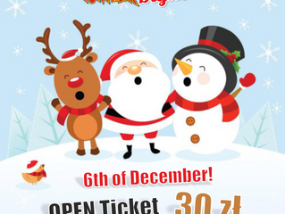 6th of December - Have fun with Fun Park Digiloo!