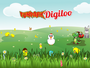 Wielkanocne godziny otwarcia w Fun Parku Digiloo