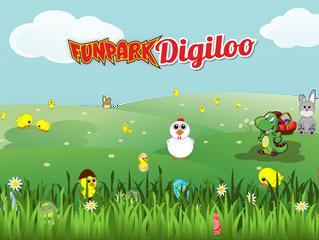 Easter 2019 in Fun Park Digiloo