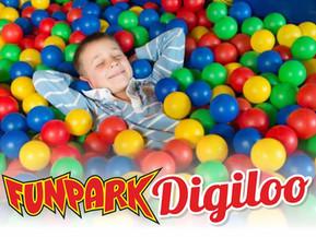 Gdzie w Warszawie zorganizować urodziny dla dziecka? A co powiesz na Fun Park Digiloo?