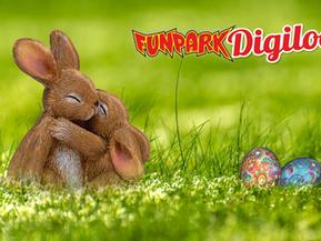 Wielkanocne godziny otwarcia Fun Parku Digiloo