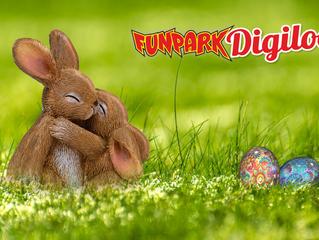 Easter in Fun Park Digiloo