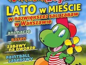 Półkolonie 2016 Warszawa - Lato!