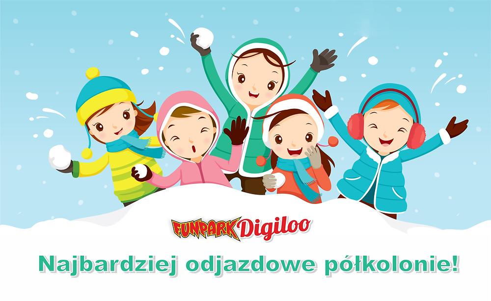 Półkolonie zimowe 2018 Warszawa