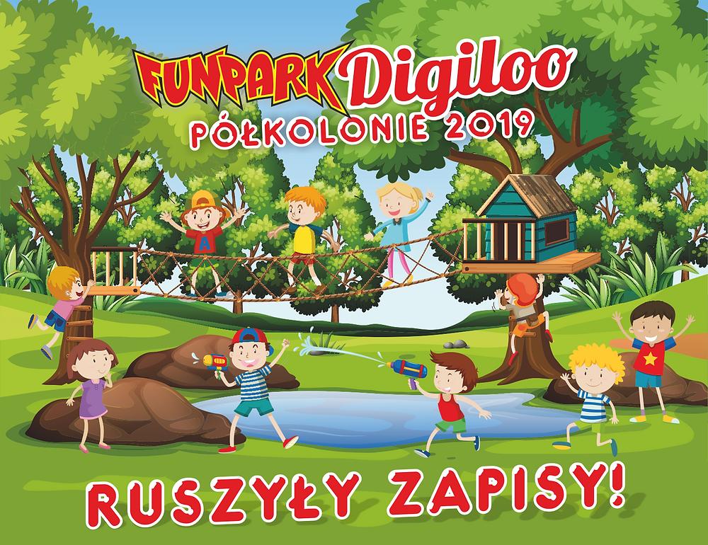 Półkolonie 2019 Warszawa