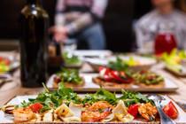 Take-away catering in Fun Park Digiloo