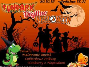 Halloween w Fun Parku Digiloo - Zapraszamy