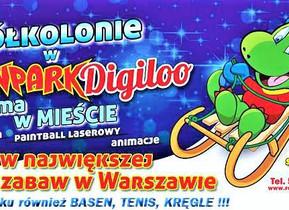 Półkolonie Warszawa - Zima w mieście 2017!