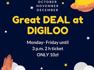 Great Deal at Digiloo