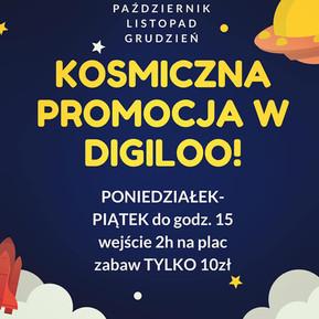 Kosmiczna promocja w Digiloo!