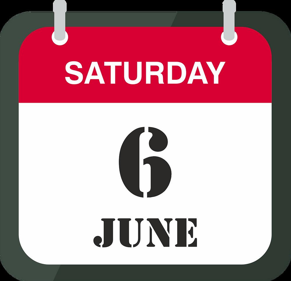 6th of June