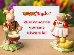 Wielkanocne godziny otwarcia - Fun Park Digiloo!