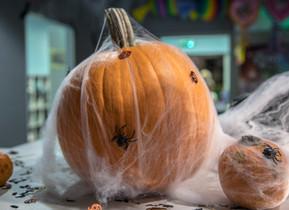 Fotorelacja z Halloween na naszym placu zabaw!