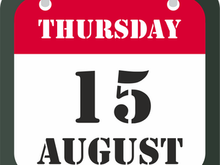 15th of August - Open