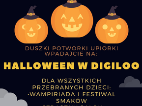 Halloween 2019 w Fun Parku Digiloo!