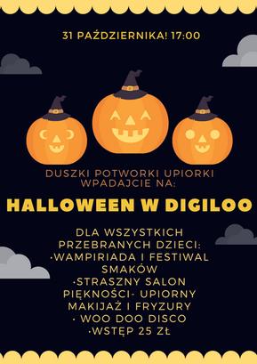 Halloween 2019 w Fun Parku Digiloo!